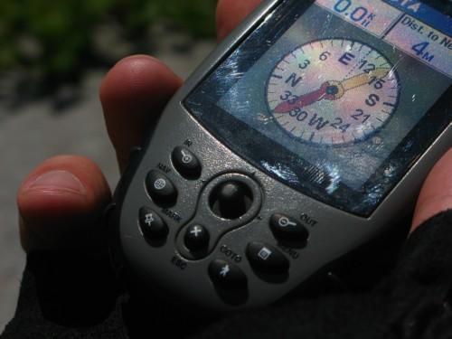 Najin prvi GPS