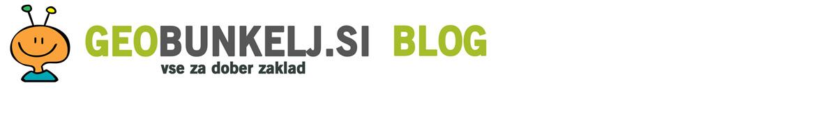 Geobunkelj.si blog